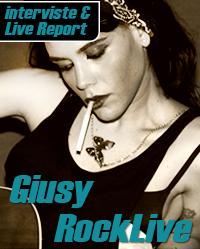 Giusy Rock Live