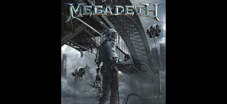 "Megadeth: ascolta la nuova ""The Threat Is Real"""