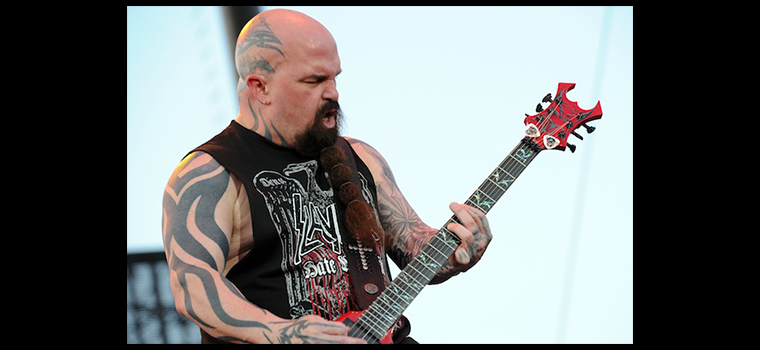 "Slayer: Kerry King, ""I terroristi odiano il rock"""