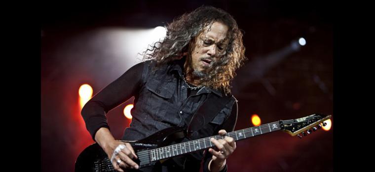 """Metallica: Kirk Hammett, """"Ho ritrovato l'ispirazione'"""