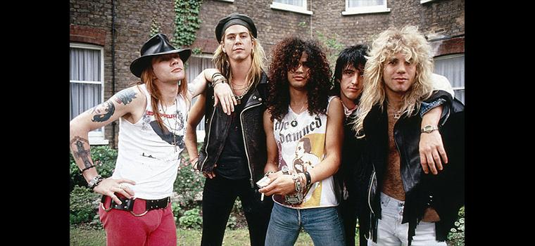 Guns N' Roses: secondo rumors è già programmato un tour di 25 date