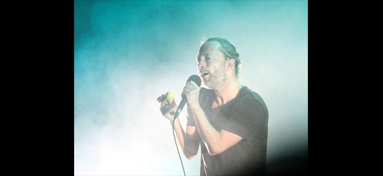 Radiohead Thom Yorke attacca YouTube: 'Fa come i nazisti durante la Seconda guerra mondiale'