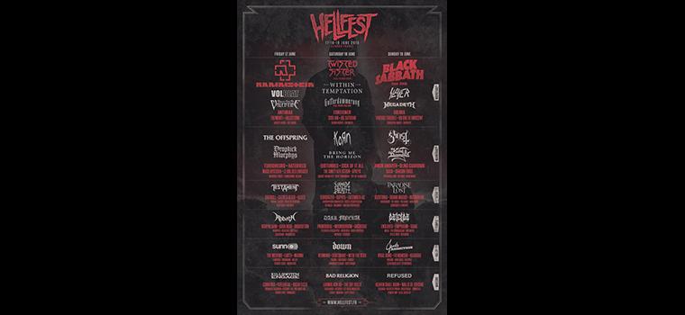 Hellfest 2016: scontro tra organizzazione e regione a causa di Phil Anselmo
