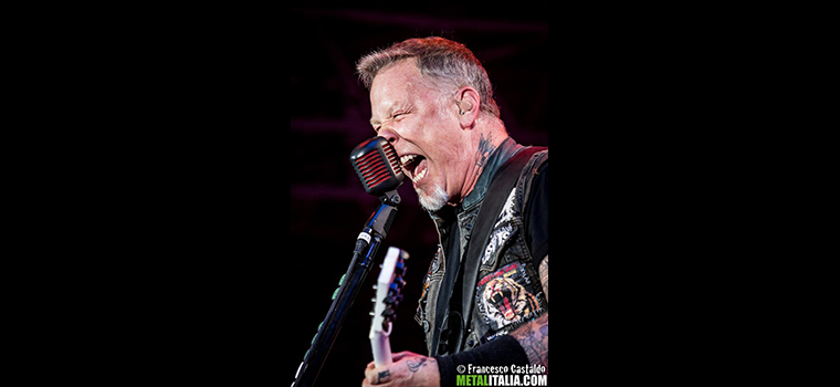Metallica: lo show della vigilia del Super Bowl sarà trasmesso in diretta streaming