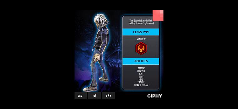 """Iron Maiden: ecco il primo Eddie del videogioco """"Legacy Of The Beast"""""""