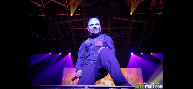 """Slipknot: """"Cosa significano per noi le nostre maschere"""""""