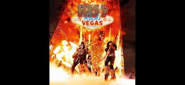 "KISS: ""Detroit Rock City"" dal nuovo live DVD ""Kiss Rocks Vegas"""